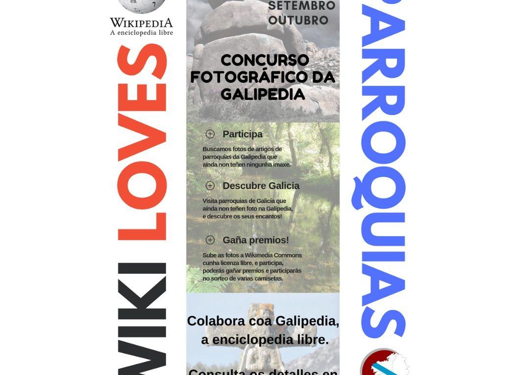 Galipedia, Wiki Loves Parroquias