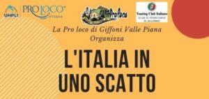 L' Italia in uno scatto