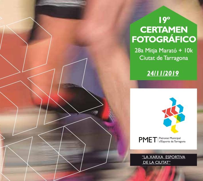 """19º Certamen Fotográfico 28a Mitja Marató """"Ciutat de Tarragona"""