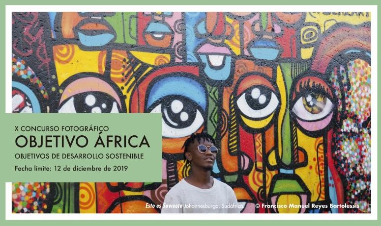 Concurso Fotográfico Objetivo África