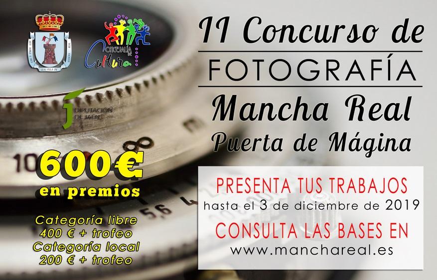Concurso fotografia Mancha Real