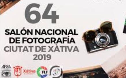 Salón Nacional de Fotografía Ciutat de Xàtiva