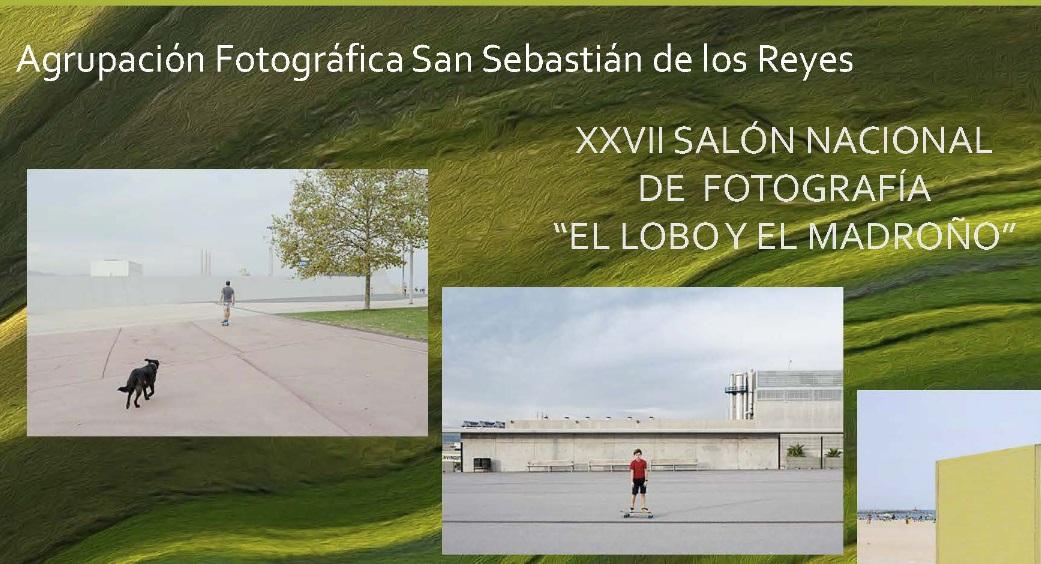 Concurso Nacional de Fotografía «El Lobo y el Madroño