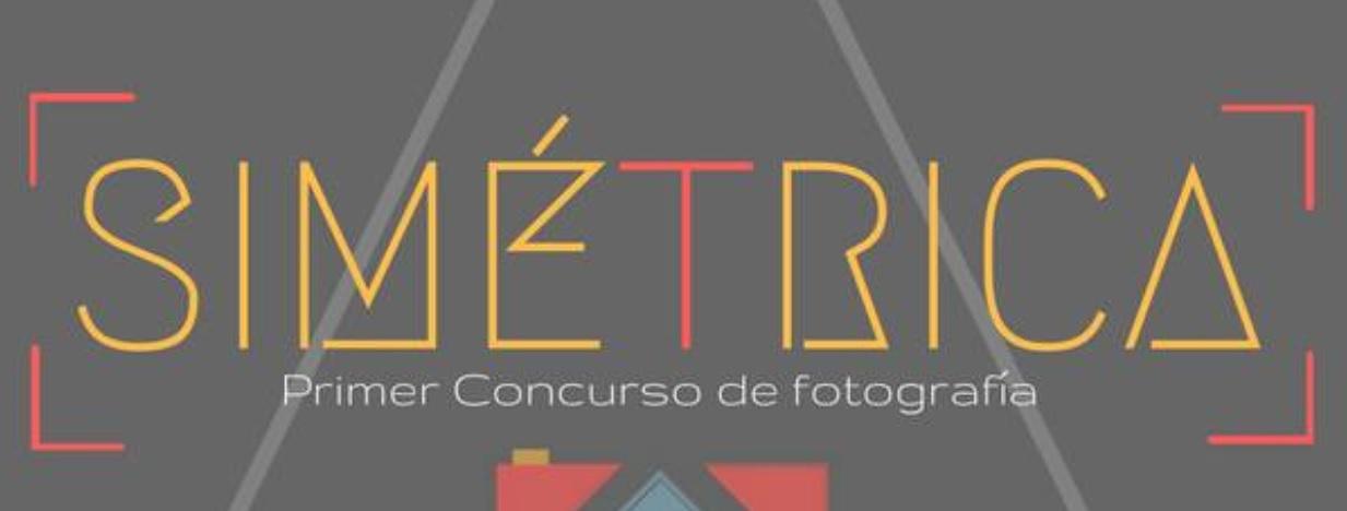 Concurso de fotografía Simétrica