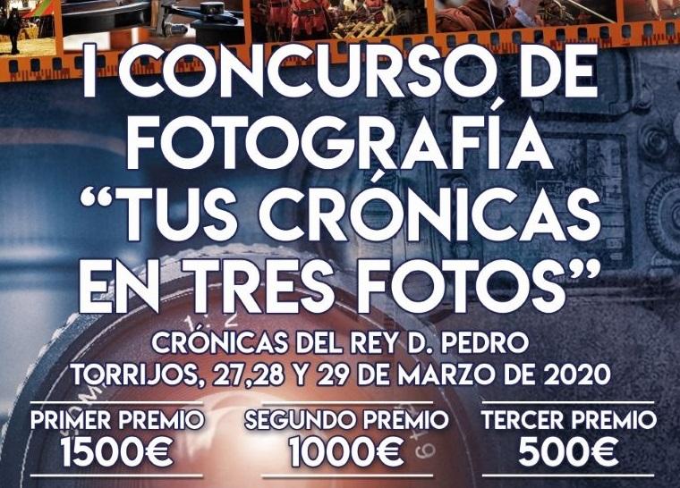 """Concurso de Fotografía """"TUS CRÓNICAS EN TRES FOTOS"""
