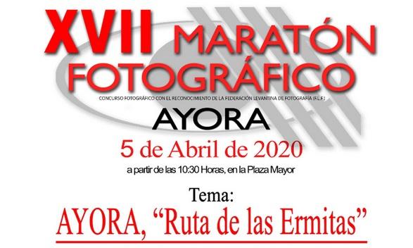 Maratón Fotográfico de Ayora