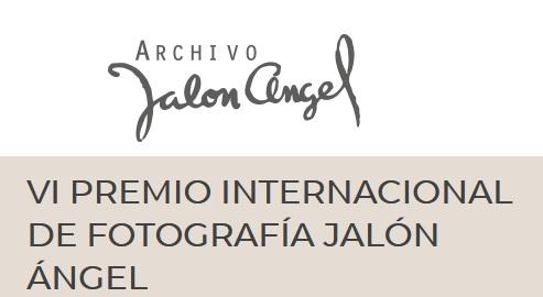 Premio Internacional de fotografía Jalón Ángel