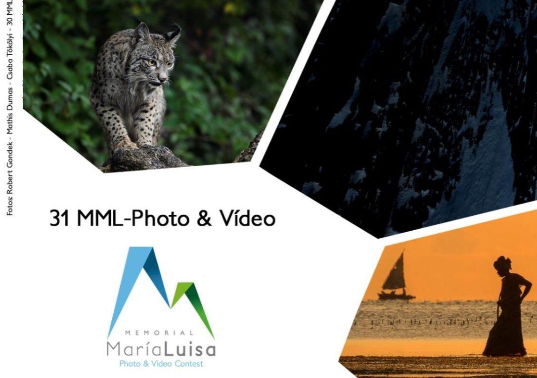 XXXI memorial María Luisa de Fotografía y Vídeo
