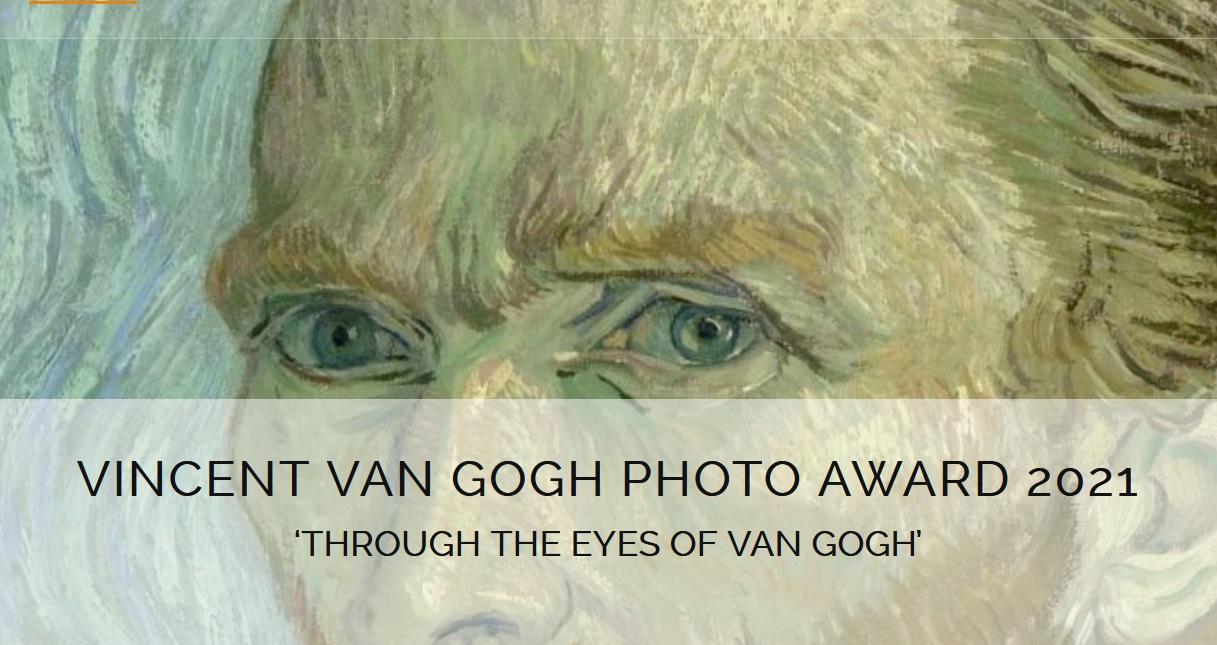 Vincent Van Gogh PHOTO AWARD