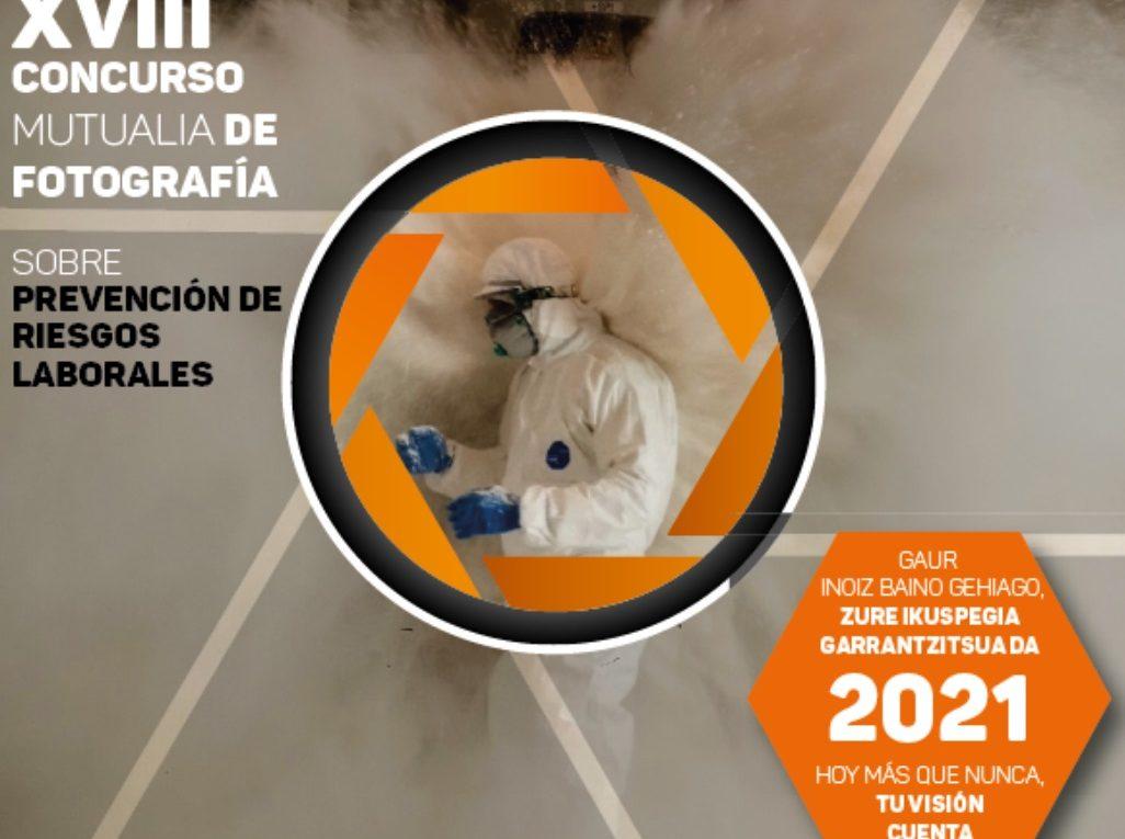 Concurso Mutualia de Fotografía sobre Prevención de Riesgos Laborales