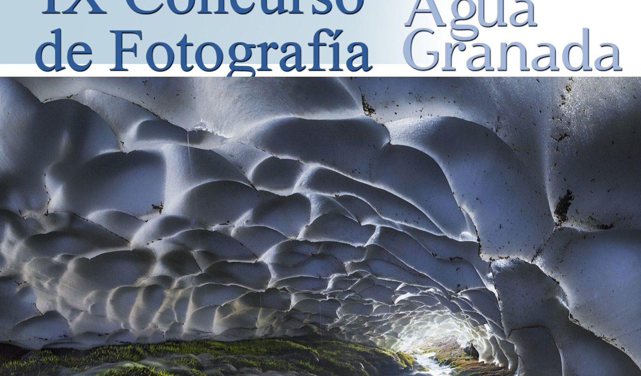 Concurso de fotografía AGUA GRANADA