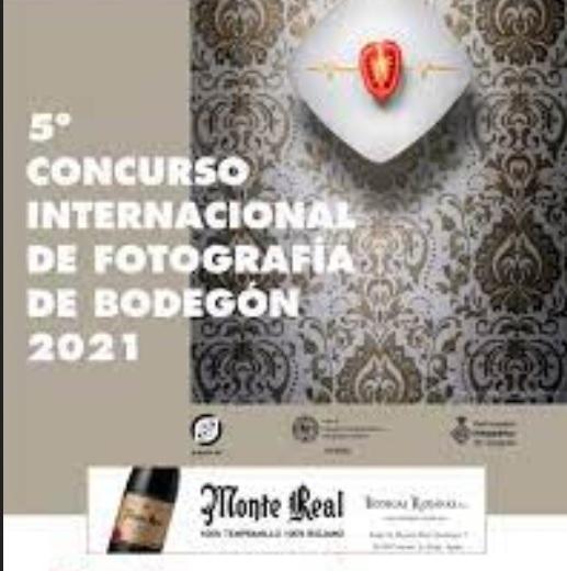 Concurso de fotografía Bodegón 2021
