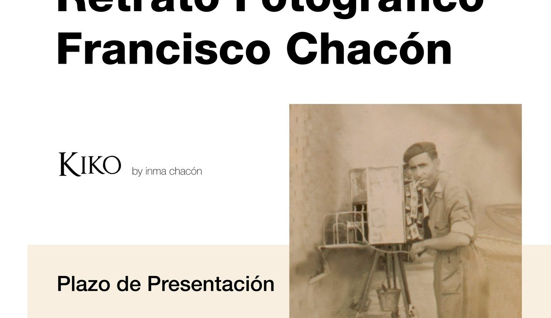 Premio Nacional de Retrato Fotográfico Francisco Chacón