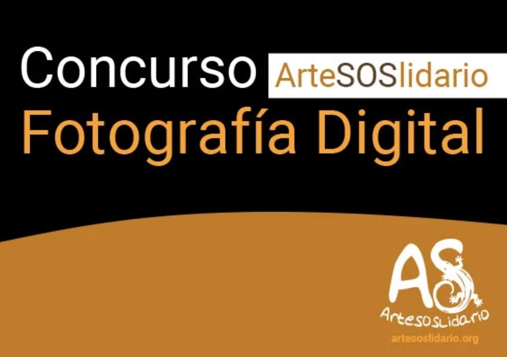 Concurso ArteSOSlidario de Fotografía Digital