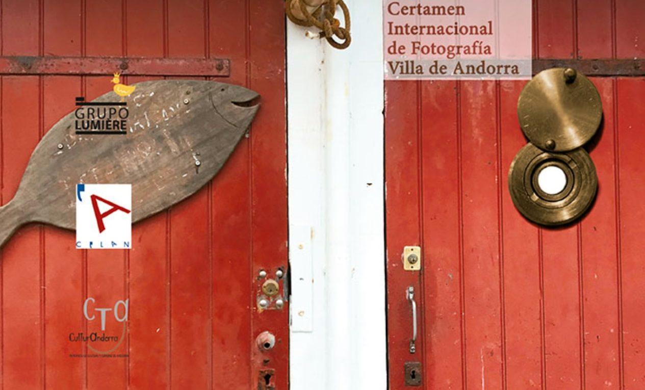 Certamen Internacional de Fotografía Villa de Andorra