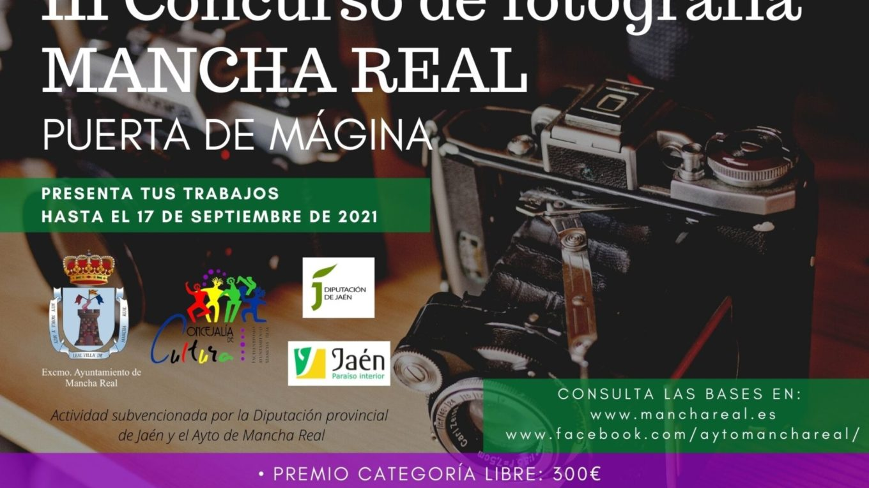 Concurso de fotografia Mancha Real