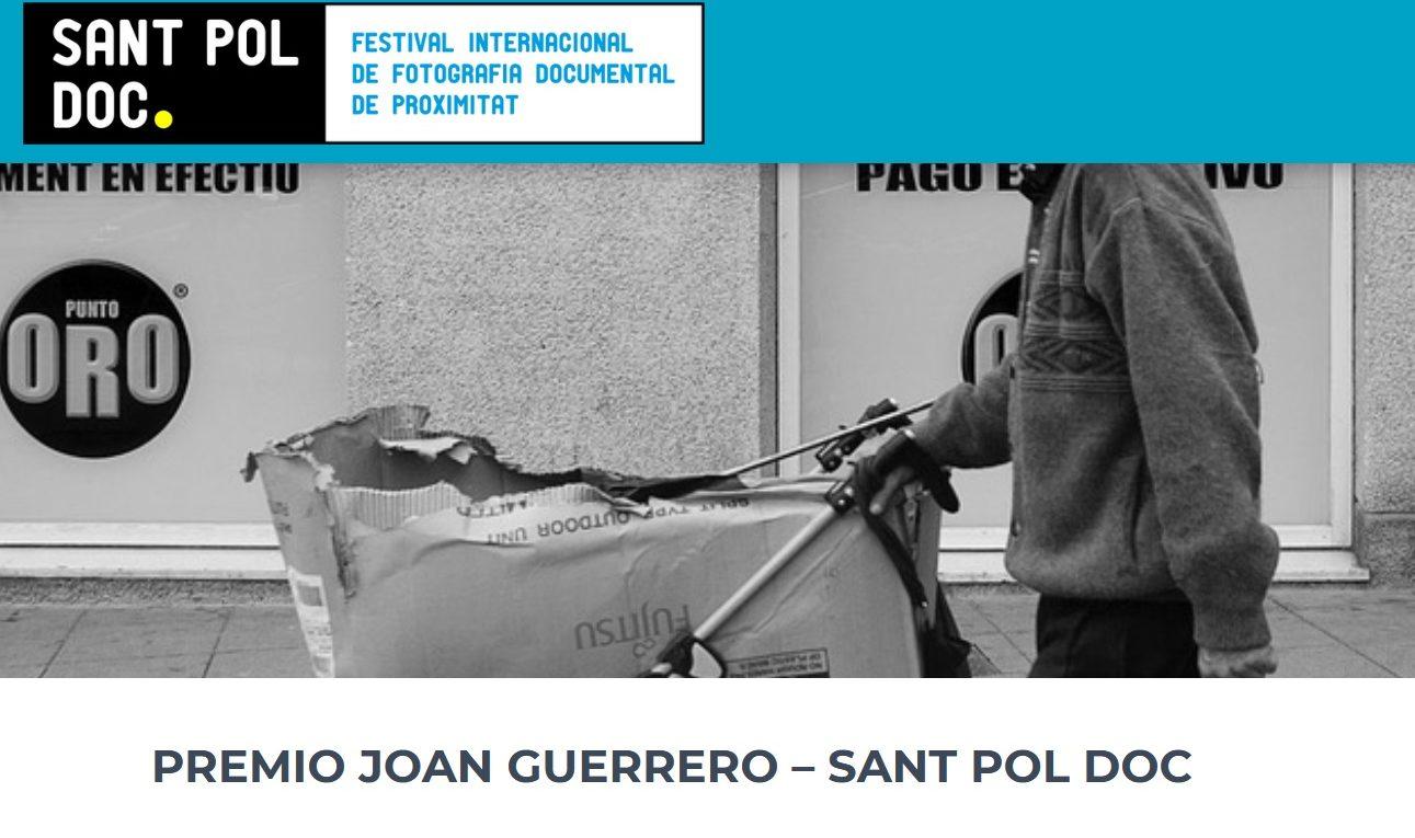 Premio Joan Guerrero Sant Pol DOC