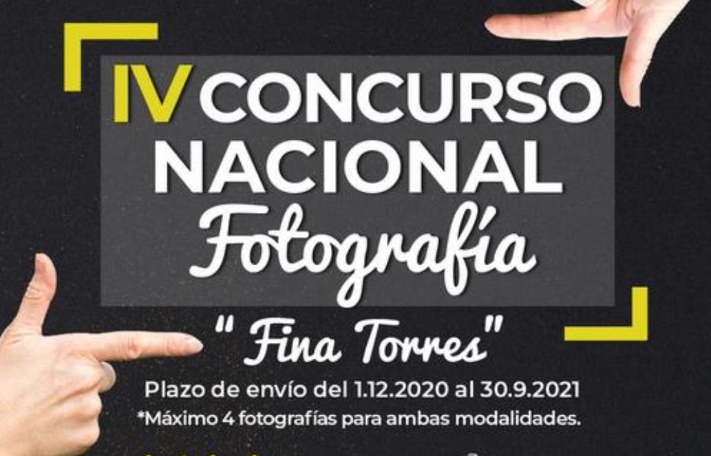 """Premio Nacional de Fotografía CODEGRA """"Fina Torres"""""""