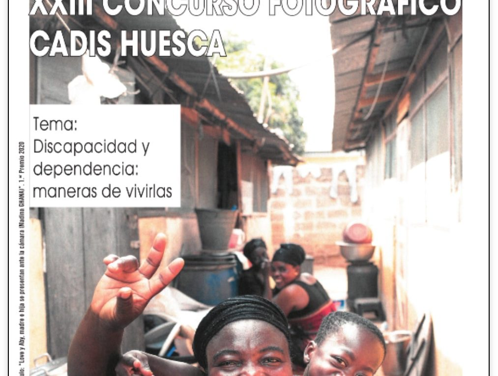 Concurso Fotográfico CADIS HUESCA