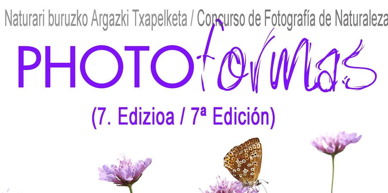 Concurso de Fotografía de Naturaleza PHOTOFORMAS