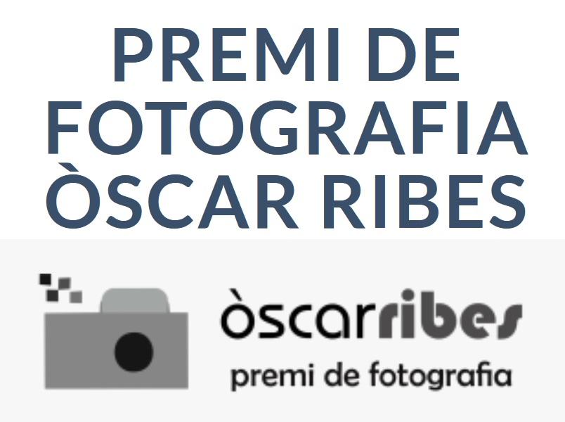 Premio de fotografía digital ÒSCAR RIBES